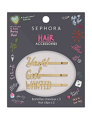 Sephora Collection Hair Clips