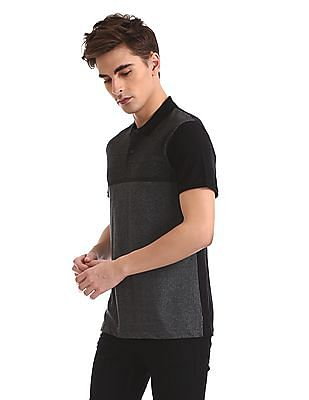 Arrow Newyork Regular Fit Short Sleeve Polo Shirt