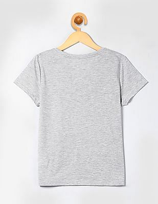 GAP Girls Short Sleeve Logo T-Shirt