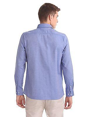 Arrow Slim Fit Spread Collar Shirt