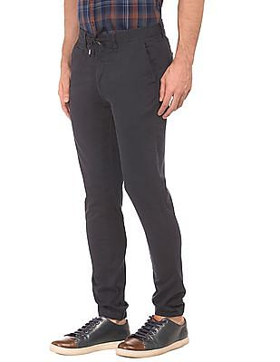 Ed Hardy Mid Rise Jogger Fit Trousers