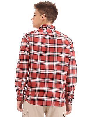 Cherokee Contemporary Fit Check Shirt