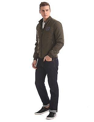 U.S. Polo Assn. Denim Co. Quilted Bomber Jacket