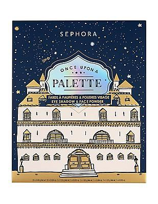 Sephora Collection Once Upon A Palette - Eye Shadow & Face Powder Palette (Limited Edition)