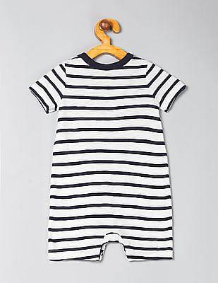 GAP Baby Short Sleeve Stripe Shortie