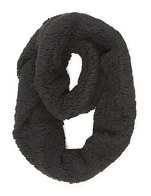 Aeropostale Shearling Infinity Scarf