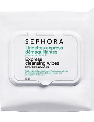 Sephora Collection Express Cleansing Wipes