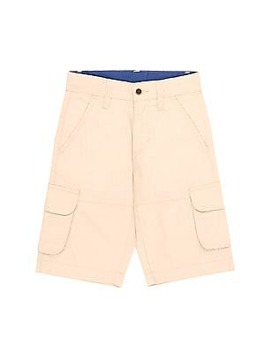 FM Boys Boys Slim Fit Cargo Shorts