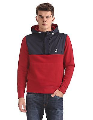 Nautica Classic Fit Hooded Sweatshirt