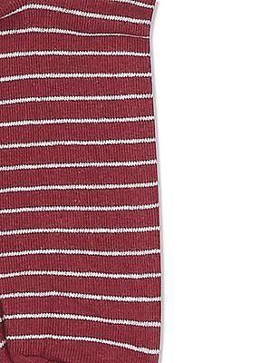 U.S. Polo Assn. Striped Crew Socks