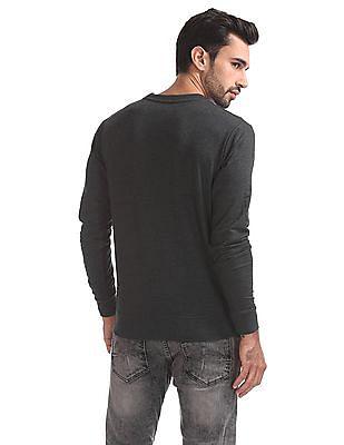 Colt Printed Crew Neck Sweatshirt