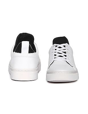 U.S. Polo Assn. Solid Lace Up Sneakers