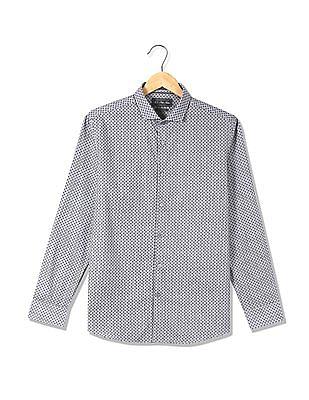 USPA Tailored Slim Fit Long Sleeve Shirt