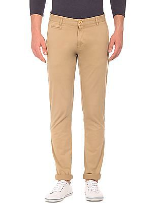Aeropostale Flat Front Super Skinny Trousers