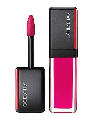 SHISEIDO Lacquer Ink Lip Shine - 302 Plexi Pink