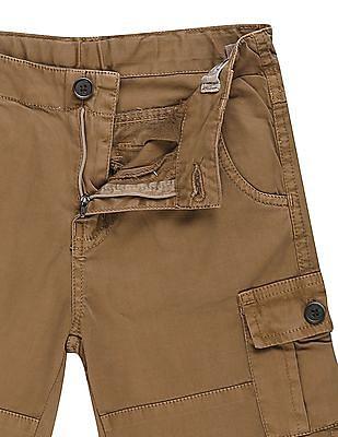 Cherokee Boys Woven Cargo Shorts