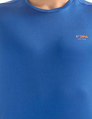 USPA Active Mesh Panel Active Muscle T-Shirt