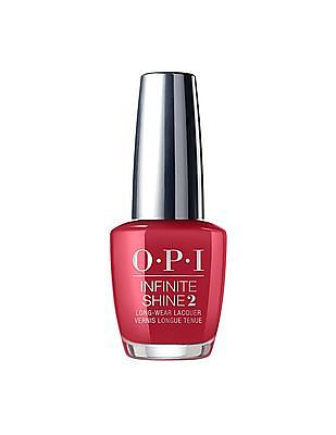 O.P.I Infinite Shine Longwear Lacquer - Relentless Ruby