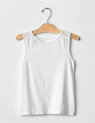 GAP Girls Jersey Tulip Back Tank