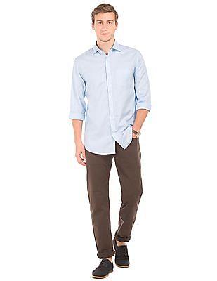 Gant Dobby Weave Regular Fit Shirt