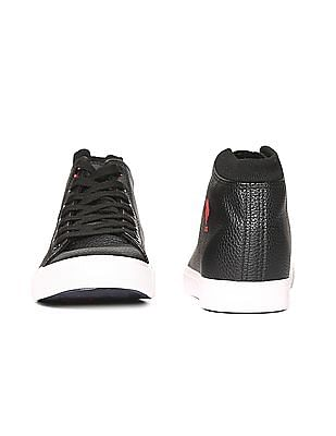 U.S. Polo Assn. Lace Up High Top Sneakers