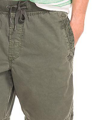 GAP Paperweight Jogger Shorts