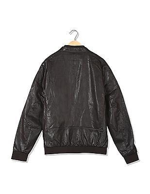U.S. Polo Assn. Standard Fit Biker Jacket