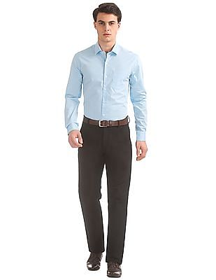 Arrow French Placket Slim Fit Shirt