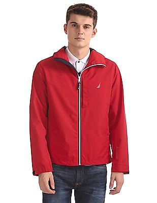 Nautica Classic Fit Hooded Jacket