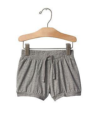 GAP Baby Jersey Bubble Shorts