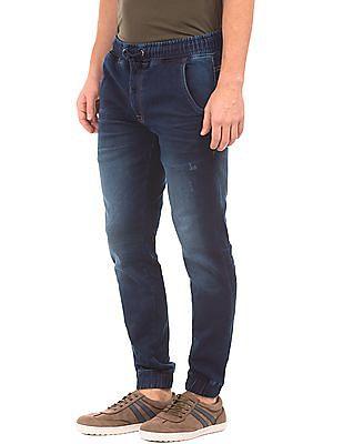 Ed Hardy Dark Wash Jogger Jeans