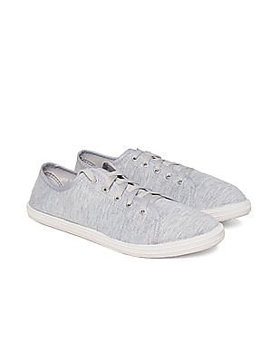 Colt Heathered Canvas Sneakers
