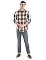 Aeropostale Regular Fit Checked Shirt