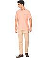 U.S. Polo Assn. Tailored Fit Oxford Shirt