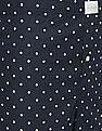 Aeropostale Polka Print Woven Boxers