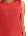 SUGR Sleeveless Lace Top