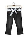 U.S. Polo Assn. Kids Girls Mid Rise Capri Jeans