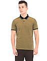 Arrow Sports Patterned Regular Fit Polo Shirt