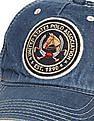 U.S. Polo Assn. Embroidered Denim Baseball Cap
