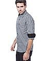 U.S. Polo Assn. Striped Tailored Fit Shirt