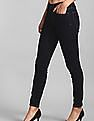 GAP Blue Skinny Fit Mid Rise Rinsed Jeans