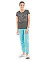 Aeropostale Relaxed Fit Printed T-Shirt