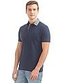 Nautica Slim Fit Slub Polo Shirt