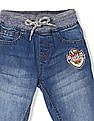Cherokee Boys Slim Fit Stone Wash Jeans