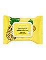 Sephora Collection Cleansing And Exfoliating Wipes - Pineapple