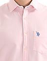 U.S. Polo Assn. Short Sleeve Oxford Shirt