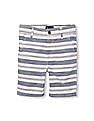 The Children's Place Boys Textured Stripe Woven Shorts