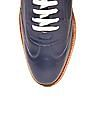 Arrow Sports Oxford Leather Sneakers