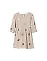 GAP Baby Cozy Fit And Flare Dress