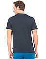 Nautica Crew Neck Printed T-Shirt